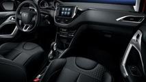 Peugeot 208 facelift leaked image