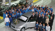 BMW Plant Regensburg turns out 3 millionth car