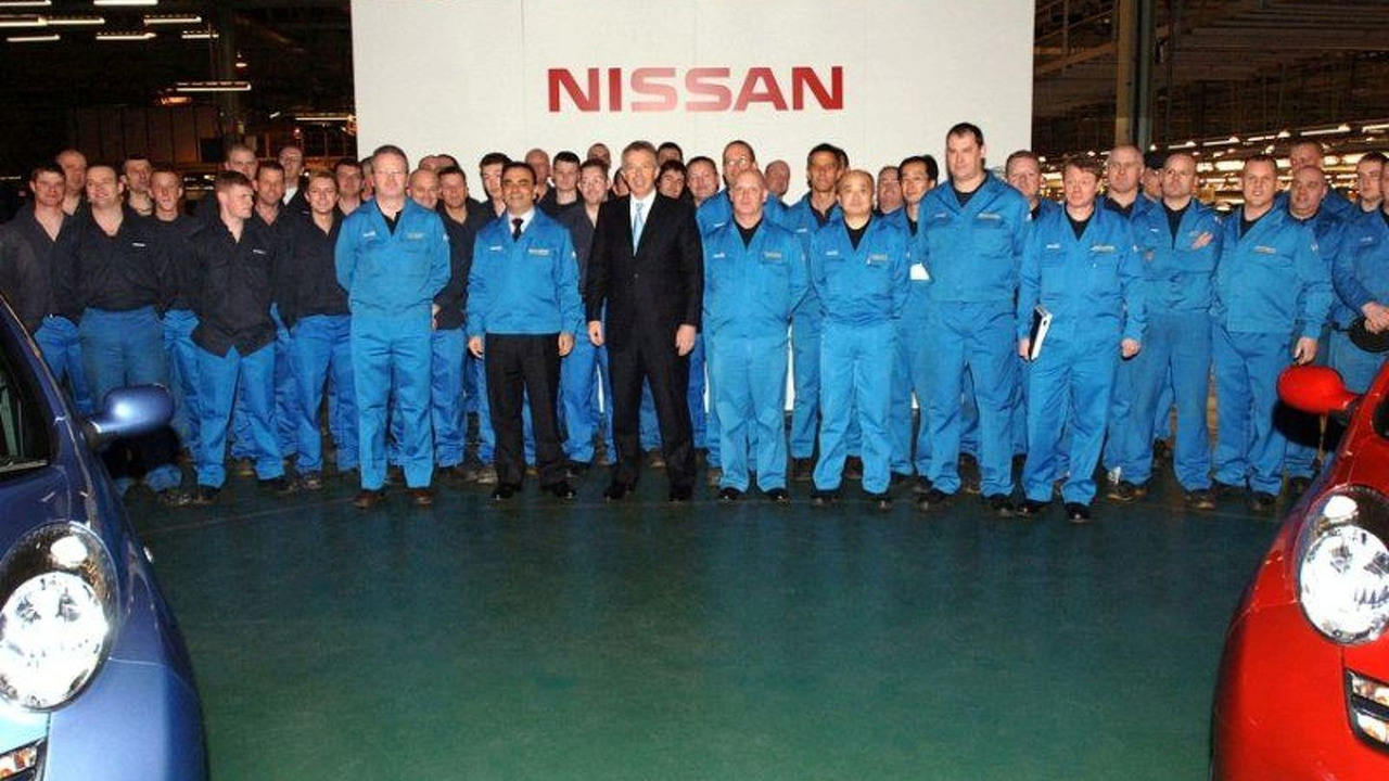 3 Million Nissan Cars Exported From UK