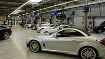 Mercedes-AMG Opens New Performance Studio