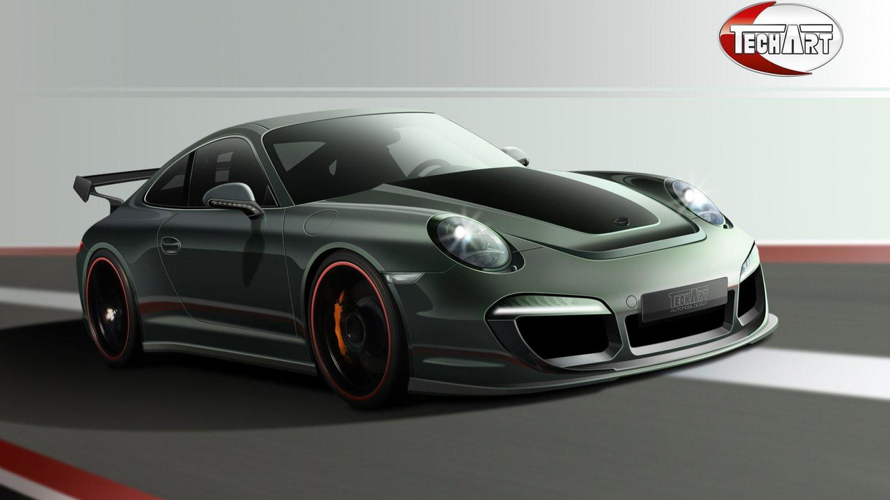2012 Porsche 911 by TechArt 20.09.2011