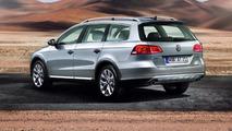 2012 VW Passat Alltrack - 23.11.2011