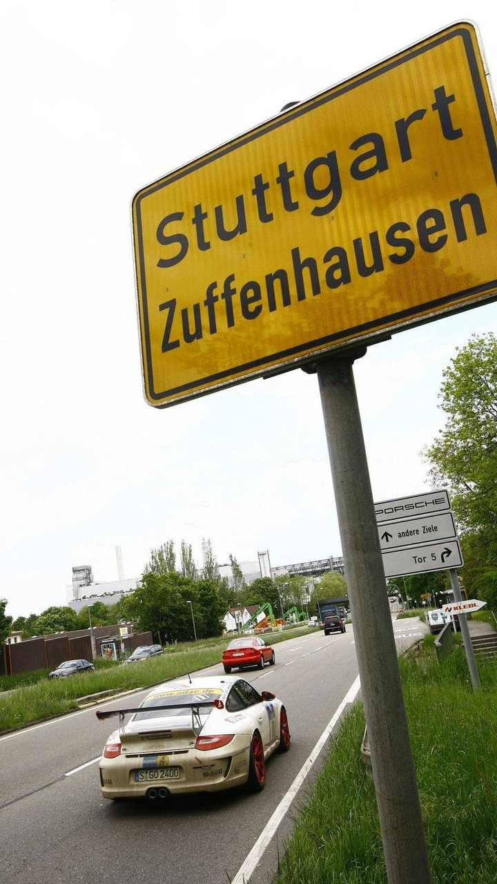 Porsche 911 GT3 RS Nurburgring 24H, Chris Harris, Roland Asch, Horst von Saurma, Patrick Simon 24.05.2010
