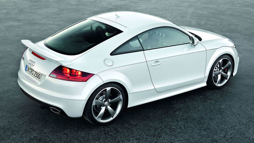 Audi TT-RS Plus in the works - report
