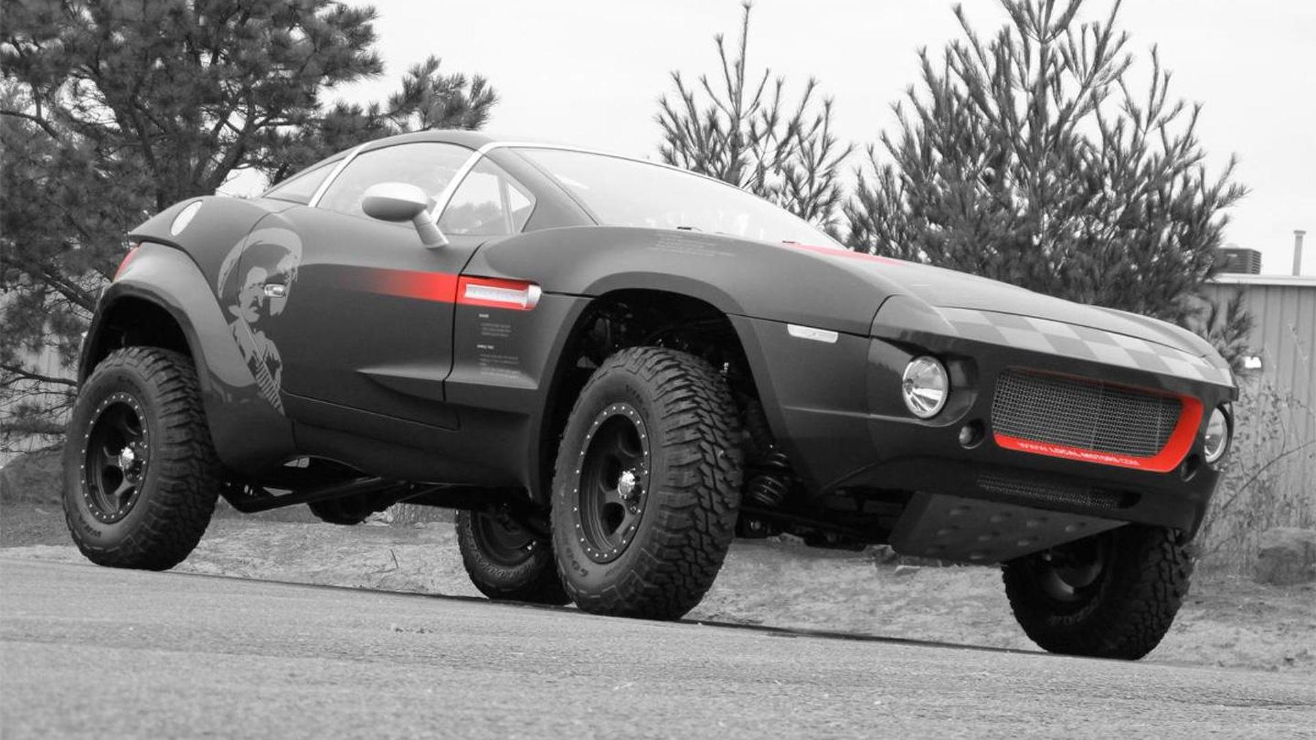 Production Rally Fighter set to debut at SEMA [video]
