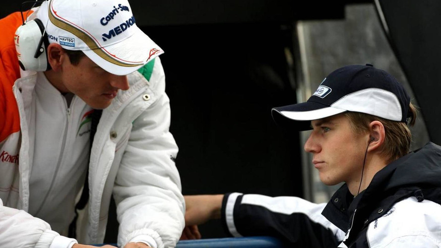 Hulkenberg's manager eyes Force India switch - report