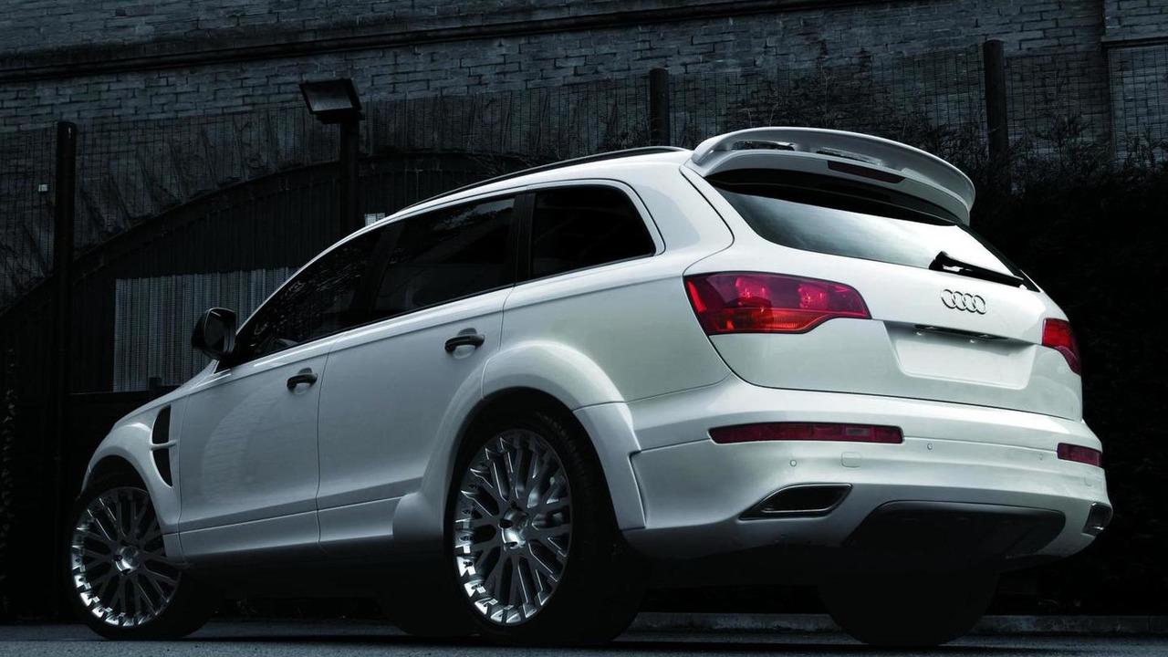Audi Q7 by Project Kahn 05.11.2010