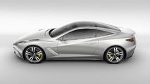 2014 Lotus Elite: The hybrid convertible supercar