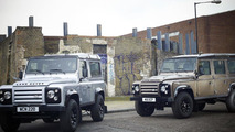 2011 Land Rover Defender X-Tech Limited Edition announced