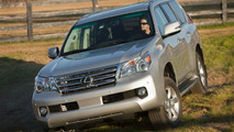 Toyota confirms safety problem with Lexus GX 460