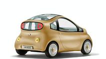 Nissan Nuvu Concept