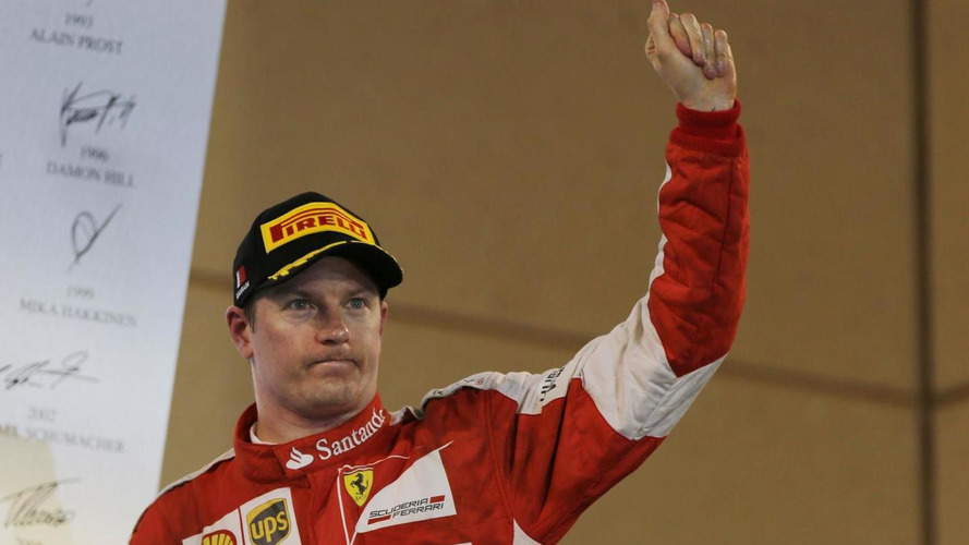 Raikkonen considered quitting after 2014 - report