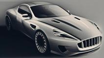 Kahn Vengeance sketches released, based on Aston Martin DB9