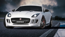 Startech introduces their new styling program for the Jaguar F-Type