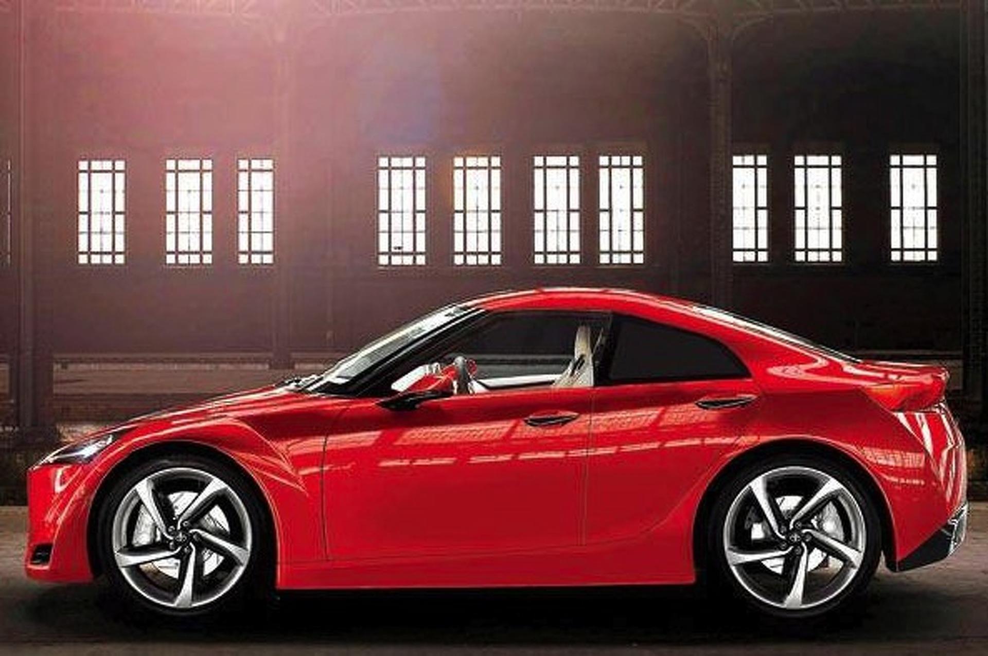 Toyota GT 86 Sedan Debuting This Week in Dubai
