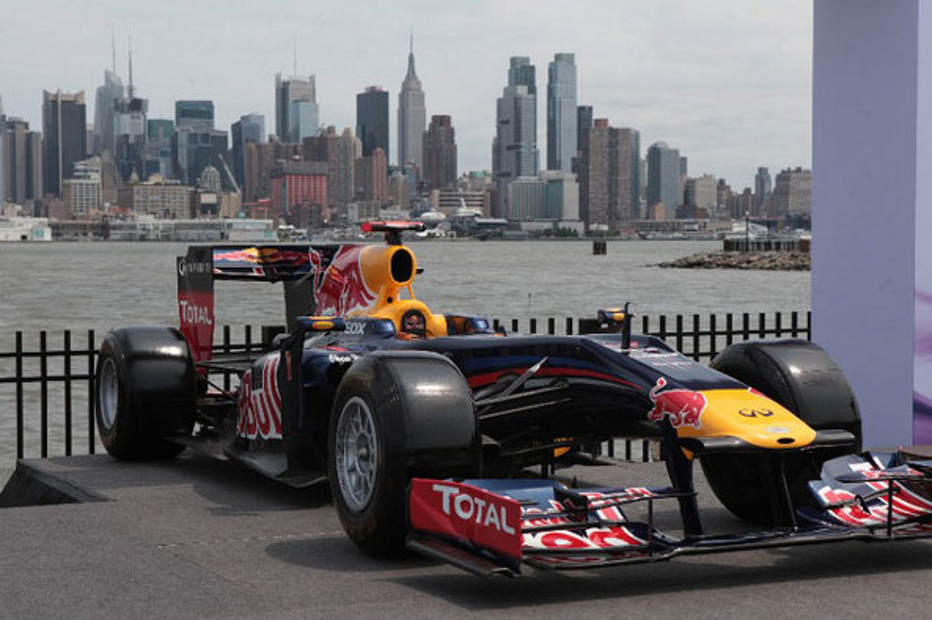 Formula One Finally Coming To NYC Area