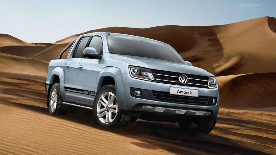 Volkswagen launches Amarok Atacama special edition with cosmetic tweaks