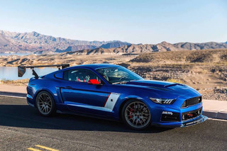 850-HP Roush Mustang Might be the Most Menacing Car You See at SEMA