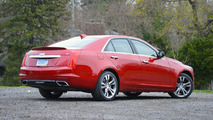 2016 Cadillac CTS Vsport: Review