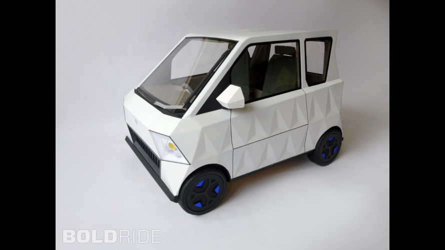 Product Tank Concept Car