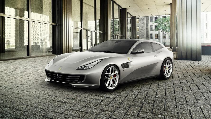 Ferrari GTC4Lusso T to unleash V8 turbo power in Paris