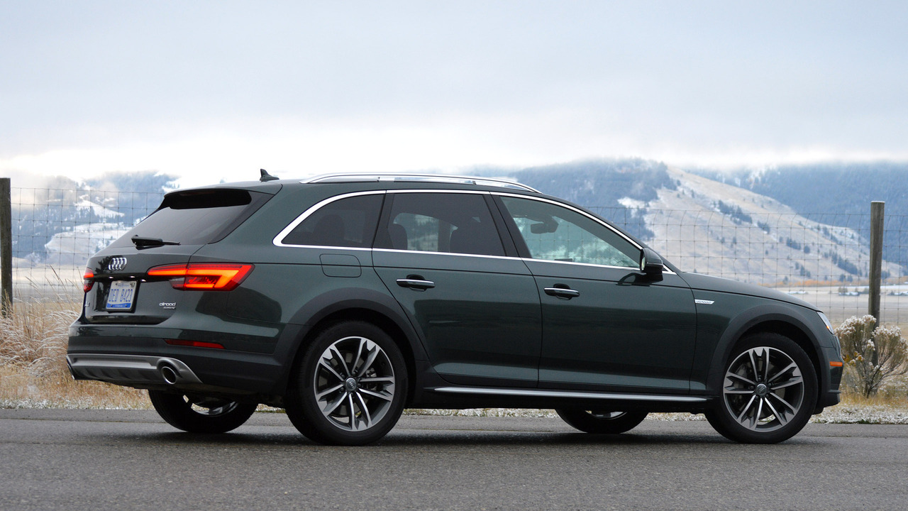 2017 audi a4 allroad first drive review motor trend autos post. Black Bedroom Furniture Sets. Home Design Ideas