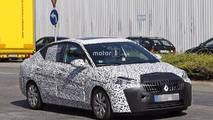 2018 Opel Corsa Sedan spy photos