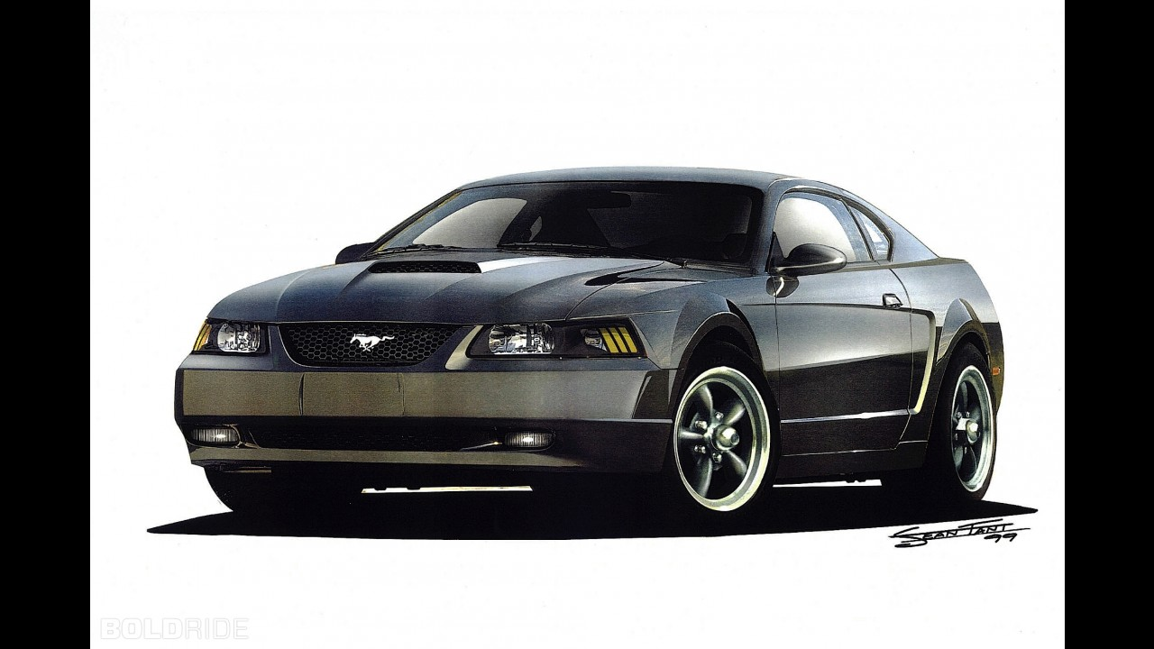 Ford Mustang Bullitt Concept