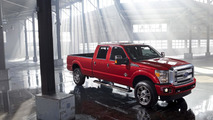 2013 Ford F-Series Super Duty Platinum 9.3.2012