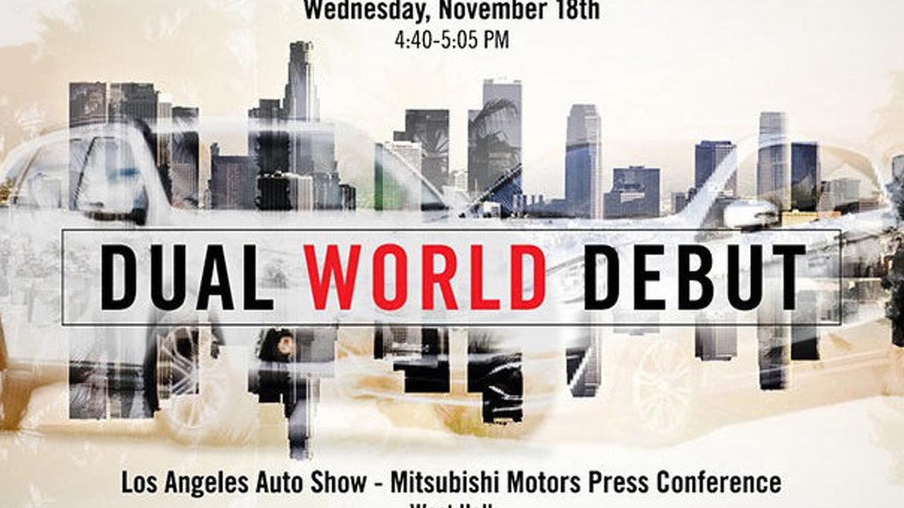Mitsubishi LA Auto Show teaser image