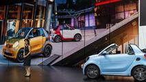 Smart ForTwo Cabrio live in Frankfurt