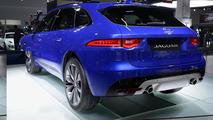 Jaguar F-Pace in Frankfurt 2015