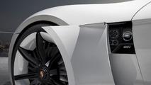 Porsche EV to keep most of Mission E's design, specs