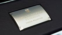 3000th Rolls Royce Phantom Produced