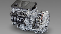 Toyota 2017 Powertrain Innovations