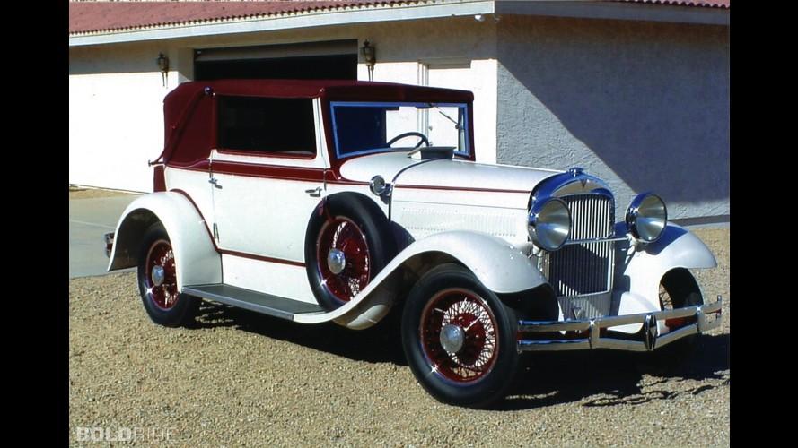 Hudson Cabriolet