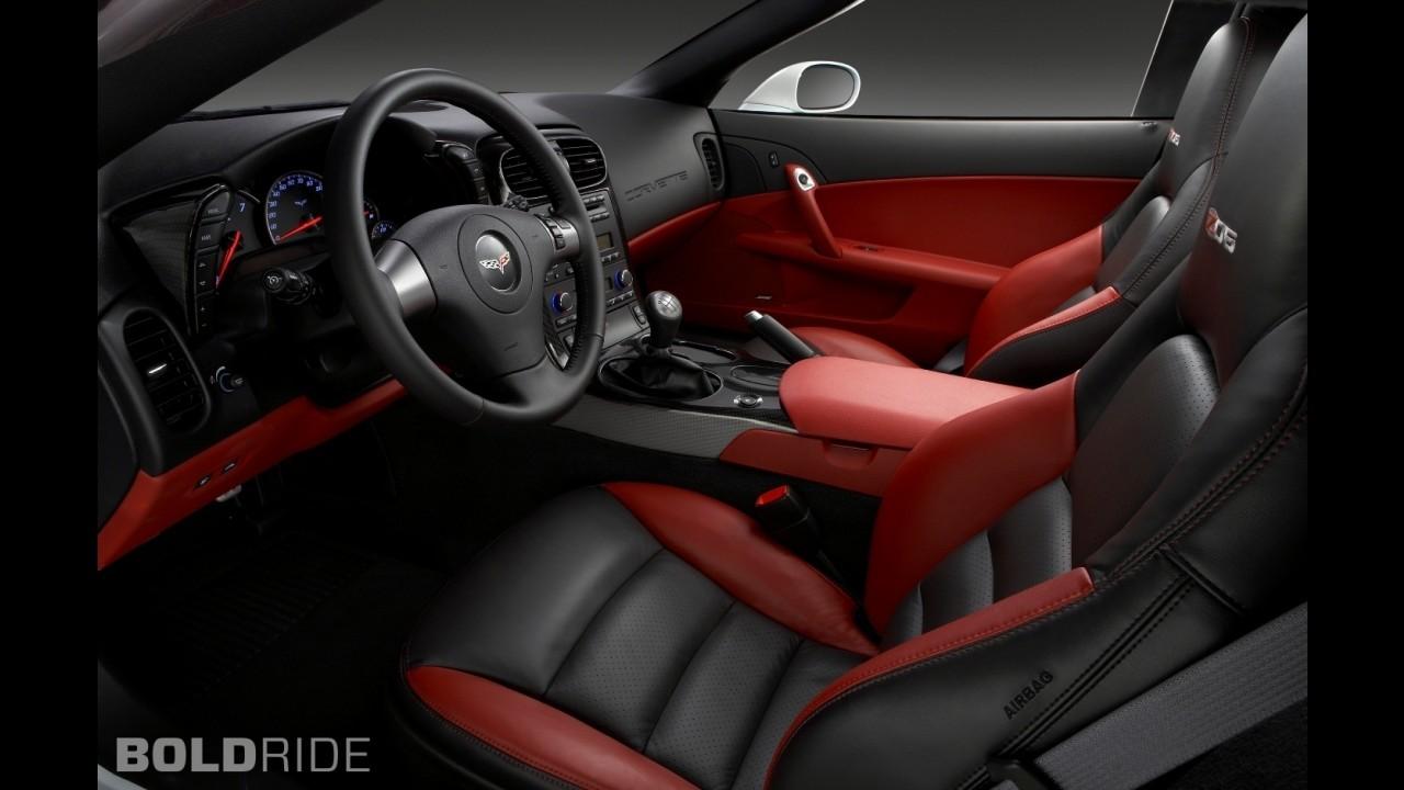 Chevrolet Corvette Ron Fellows Edition