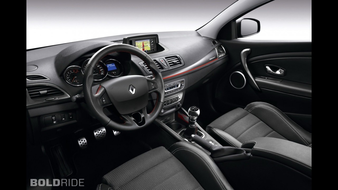 Renault Megane Estate GT 220