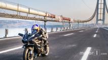 Champion Sofuoglu breaks 400 kph barrier on Supersport bike