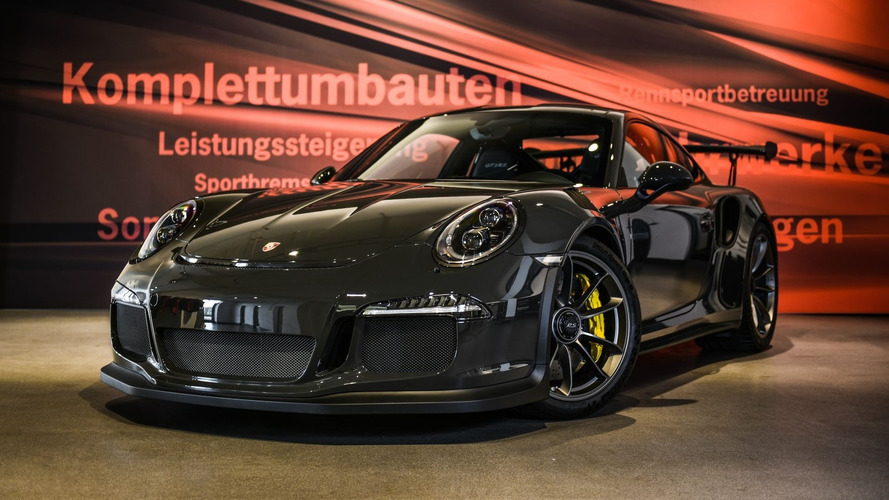 Porsche 991 GT3 RS carbon sport package by Edo Competition is a sight to behold