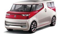 Suzuki to show off Air Triser three-row minivan concept in Tokyo