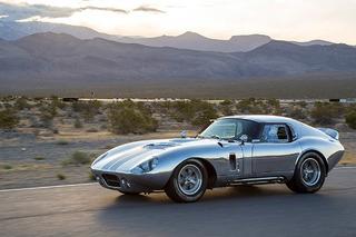 The Shelby Daytona is Back and Celebrates 50 Iconic Years