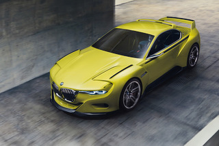 BMW 3.0 CSL Hommage Concept Looks Wonderfully Weird