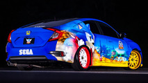 2016 Honda Civic Sonic the Hedgehog Special Edition