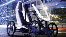 Schaeffler Bio-Hybrid is a four-wheeled e-bike concept