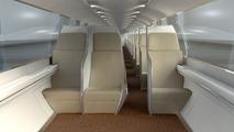 Hyperloop Technologies Cabin