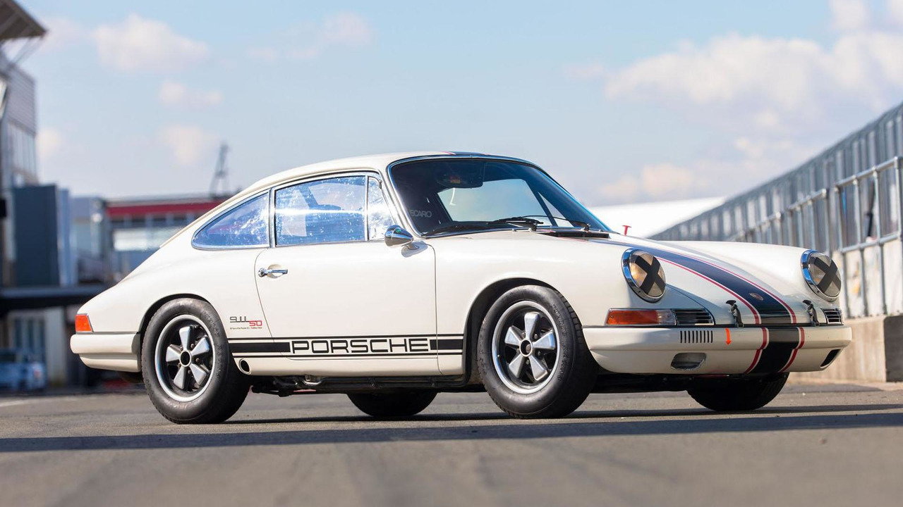 1965 Porsche 911 Project 50 race car 21.3.2013