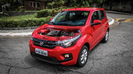 Teste Rápido Fiat Mobi Drive 1.0 3 cilindros - Tente outra vez