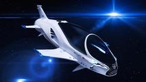 Lexus tem nave espacial futurista em novo filme de ficção científica francês