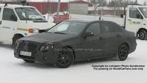 SPY PHOTOS: New 2010 Mercedes E-Class